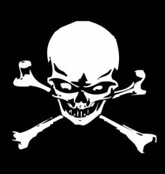 pirate vector image vector image