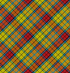 Tartan buchanan seamless diagonal vector