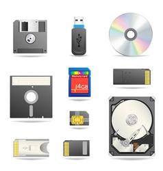 digital data vector image