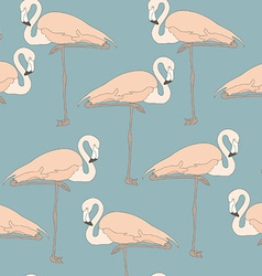 FlamingoStand13 vector