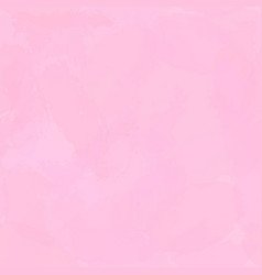 Beautiful seamless pattern with pink watercolor vector