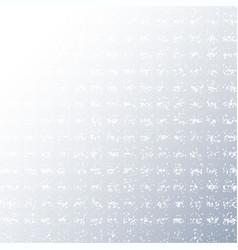 Grey checkered grunge background vector