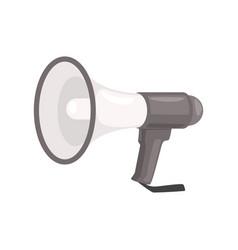 Megaphone or loudspeaker vector