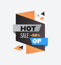 cyber monday big sale sticker advertisement vector image
