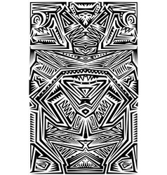 Tribal Tatoo vector image