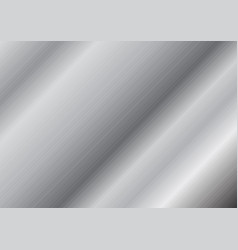abstract grey metallic texture background vector image