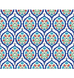 Background with seamless pattern two version vector
