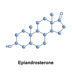 Epiandrosterone is a steroid hormone vector