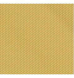 Gold honeycomb backdrop vector