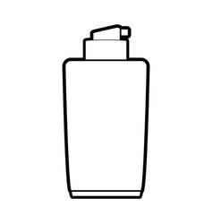 Isolated liquid foundation design vector