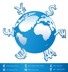 World Money vector