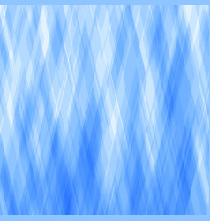 blue abstract diagonal background vector image vector image