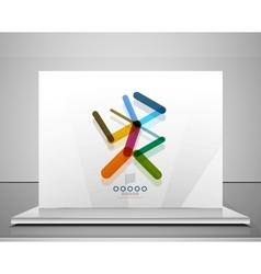 Business icon symbol concept vector