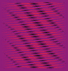 purple background with wave stripes vector image