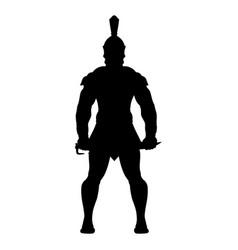 Sparta silhouette 0003 vector
