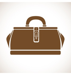 Vintage Doctors Bag vector