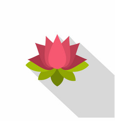 loyus icon flat style vector image
