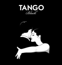 Tango black-01 vector