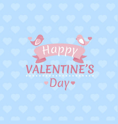 valentine s day day vector image