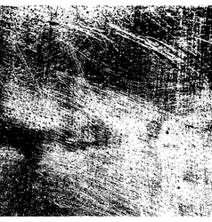 Scratched Overlay Texture vector image
