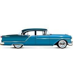 Oldsmobile Ninety vector image