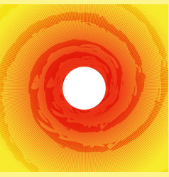 sun burst ray background vector image