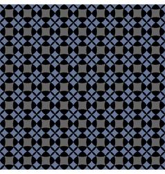 Dark seamless geometric pattern vector