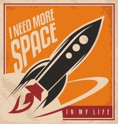 Creative poster design concept vector