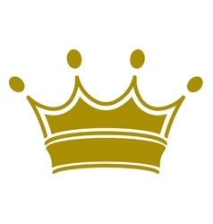 Royal crown - vector