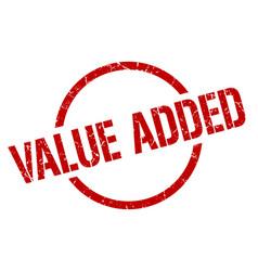 Value added stamp vector