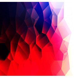 Abstract space background connection structure vector