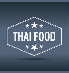 Thai food vector