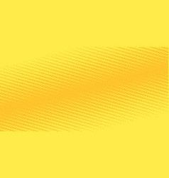 Yellow orange halftone background vector