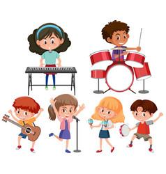 Set musician character vector