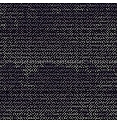 Blue Labyrinth Background Kids Maze vector image