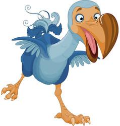 Running Dodo vector