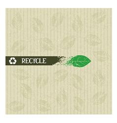 Recycle conceptual stripe vector