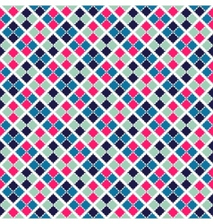Retro beauty seamless pattern vector image vector image