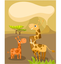 african card vector image vector image