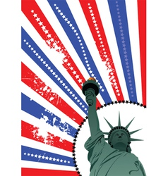 Us poster vector