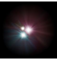 Supernovas background vector