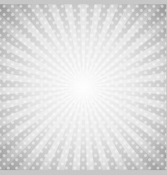 1960s sunburst background vector image