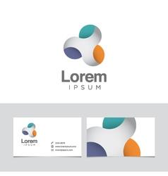 Spheres logo vector