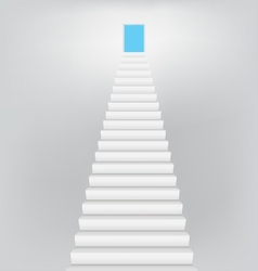 Stairway to the Heaven Door vector