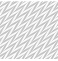 zigzag pattern grey colored lines stylish vector image