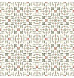 transparent pattern vector image vector image