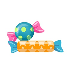 icon candy vector image