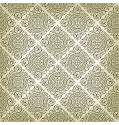 Vintage art deco style seamless pattern texture vector