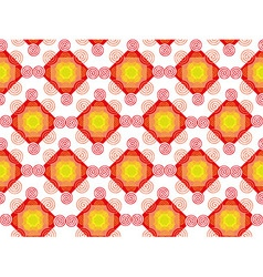 Abstract Shapes Seamless Texture vector