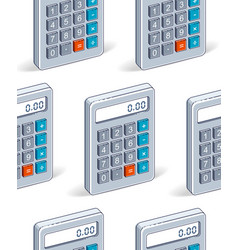 calculators seamless background backdrop for vector image
